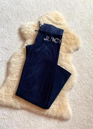 Juicy couture спортивные прогулочные брюки, оригинал сша.1 фото