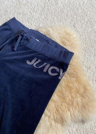 Juicy couture спортивные прогулочные брюки, оригинал сша.3 фото