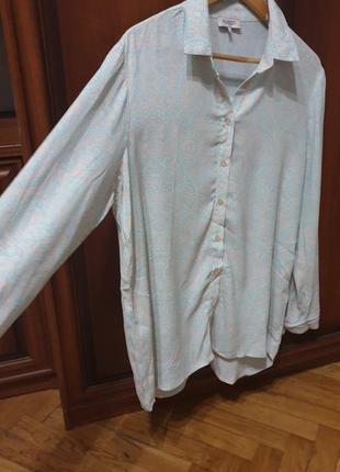 Рубашка в стиле etro размер m3 фото