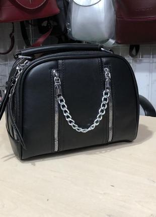 Стильная сумочка через плечо1 фото