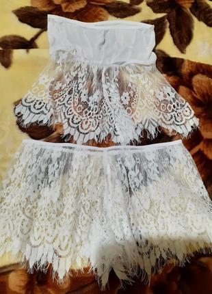 Комплект красивого нижнего белья1 фото
