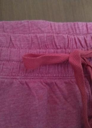 Эластичные брюки для дома и отдыха от tcm tchibo, германия, раз.наш 46/48+4 фото