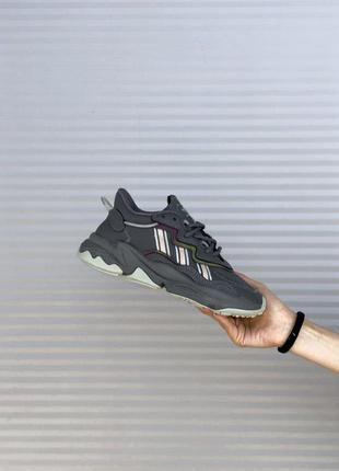 Adidas ozweego 🍏 стильные женские кроссовки адидас озвиго3 фото