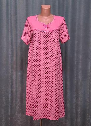 Ночнушка, нічна сорочка, ночная рубашка fazor 50-54р.
