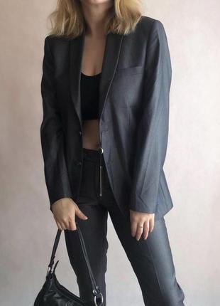 Женский брючный костюм benetti комплект жакета и брюк, размер m