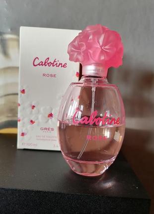 Оригинал!! gres cabotine rose, франция, нежнейший, о яблоневом цвете!