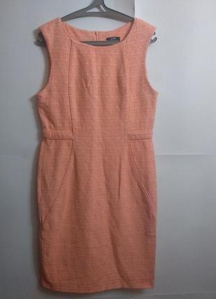 Красивое кружевное платье карандаш 14/48-50 размера