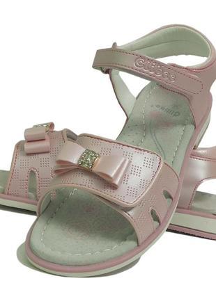 Босоножки сандали босоніжки летняя літнє обувь взуття для девочки дівчинки clibee клиби