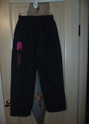 Штаны на подкладке canterbury 9-10 лет.