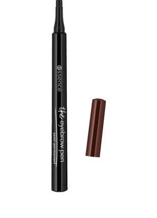 Essence the eyebrow олівець для брів, карандаш для бровей с эффектом татуажа
