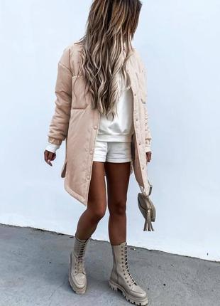 Куртка- рубашка