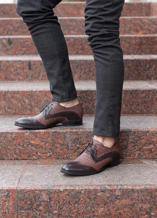 Чоловічі туфлі від українського виробника!