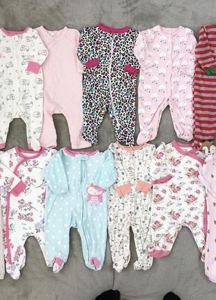 Вещи для новорождённой1 фото