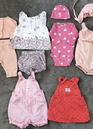 Вещи для новорождённой6 фото