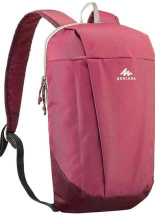 Рюкзак женский quechua  розовый