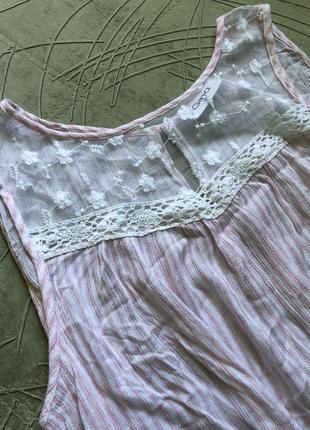 Блуза gina