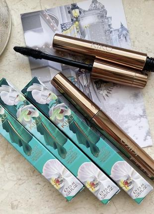 Туш для вій kiko milano unexpected paradise 2in1 twist brush waterproof