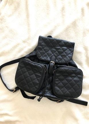 Стеганый рюкзак stradivarius