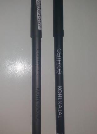 Олівці для очей catrice kohl kajal