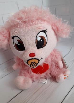 Мягкая игрушка овечка ночник migros