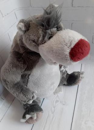 Озвученная мягкая игрушка мишка медведь балу оригинал дисней disney