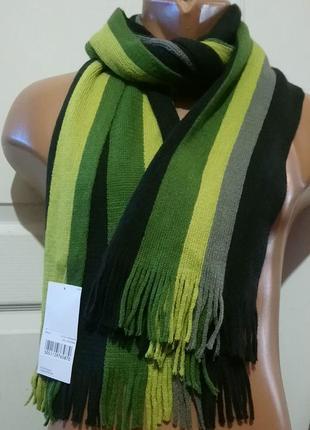 Яркий весенний шарф