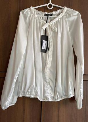 Итальянская блуза,натуральный шелк!