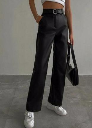 Шкіряні штани/кожаные брюки
