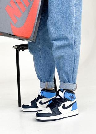 Кросівки nike air jordan retro кроссовки