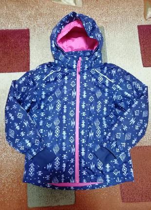 Зимняя куртка crevit на 128р