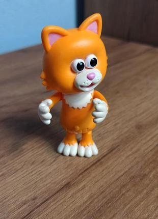 Кот из мультфильма время тимми timmy time