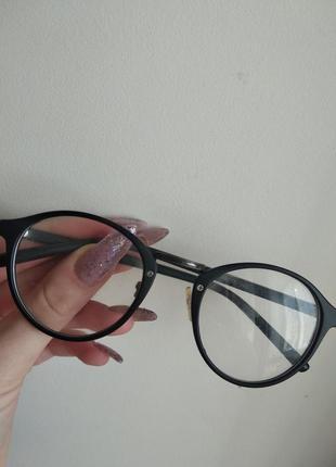 Имиджевые очки очки для имиджа матовая оправа
