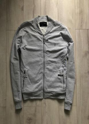 Бомбер куртка allsaints diesel