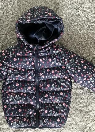 Куртка, курточка для девочки pepco, пепко
