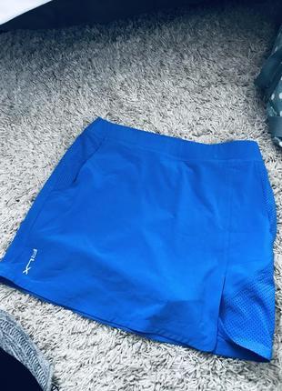 Rlx юбка з шортами спорт ralph  lauren