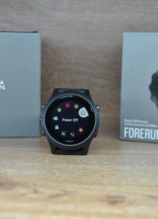 Новые часы garmin forerunner 945