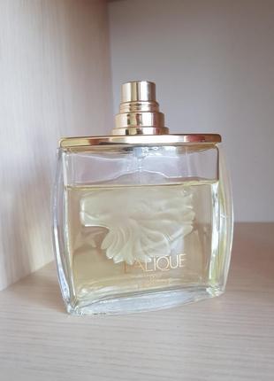 Парфюмированная вода lalique pour homme lion