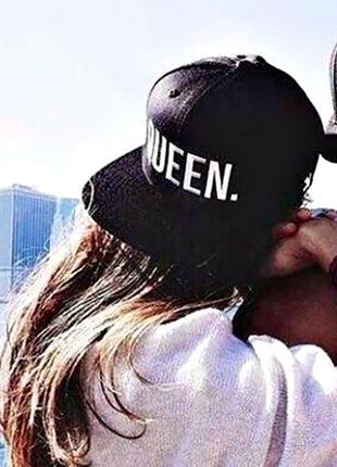 Бейсболка кепка queen 1318