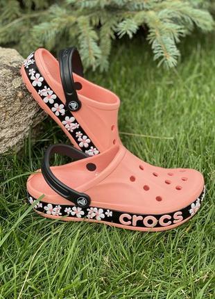 Crocs крокс сабо bayaband