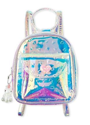 Прикольный рюкзак для девочки от children's place, америка