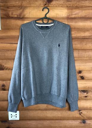 Свитшот ralph lauren свитер