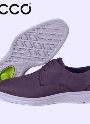 Новые туфли ecco st 1.hybrid lite оригинал 46 р.