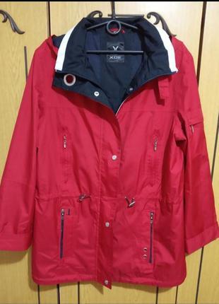 Ветровка, куртка осень-весна с капюшоном