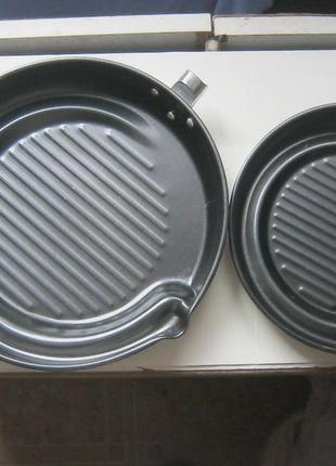 Сковорода антипригарная 2 штуки