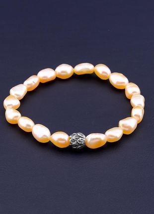 Браслет 'sunstones' жемчуг 18 см. 0742710,
