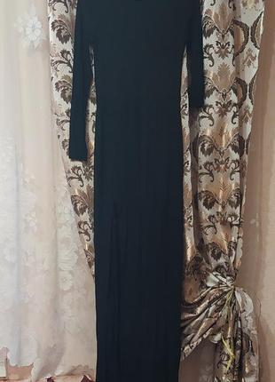 Черное платье 🖤