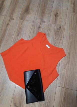 Коралловая блузочка