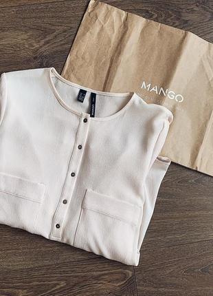 Блуза / блузка / рубашка mango
