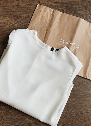 Блузка / блуза / рубашка mango