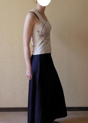 Элегантная юбка laura ashley 8р.(42)
